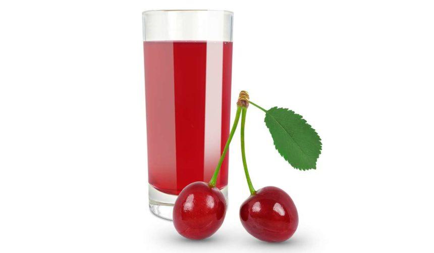 Cherry Juice Lowers Blood Uric Acid Level