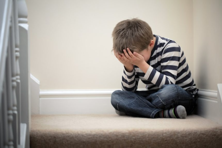 Child abuse is associated with migraines and neuroticism later in life.