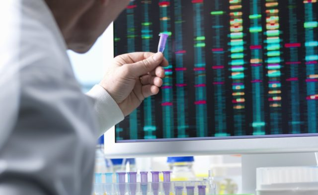 Clinical trial research.