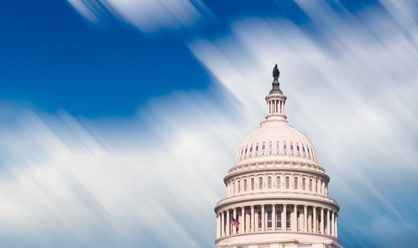 Congress capitol dome