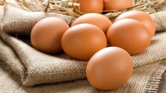 Eggs Are OK Again