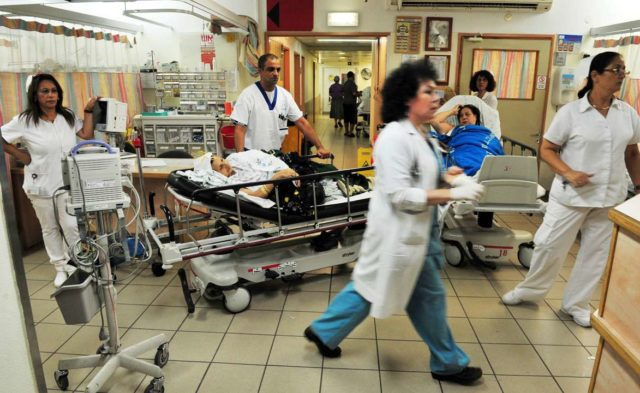 Larger Emergency Departments
