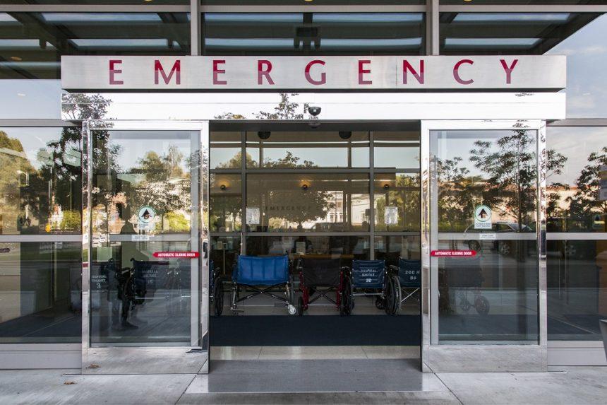 Emergency department, hospital
