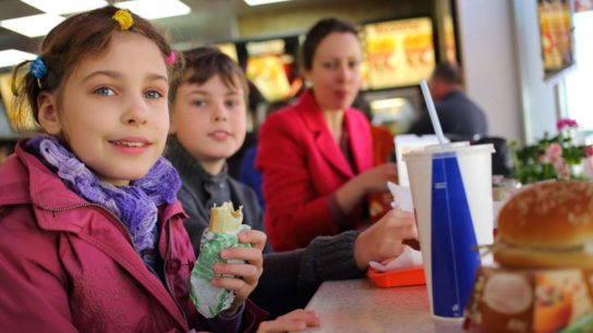 Fast Food Affects on Children