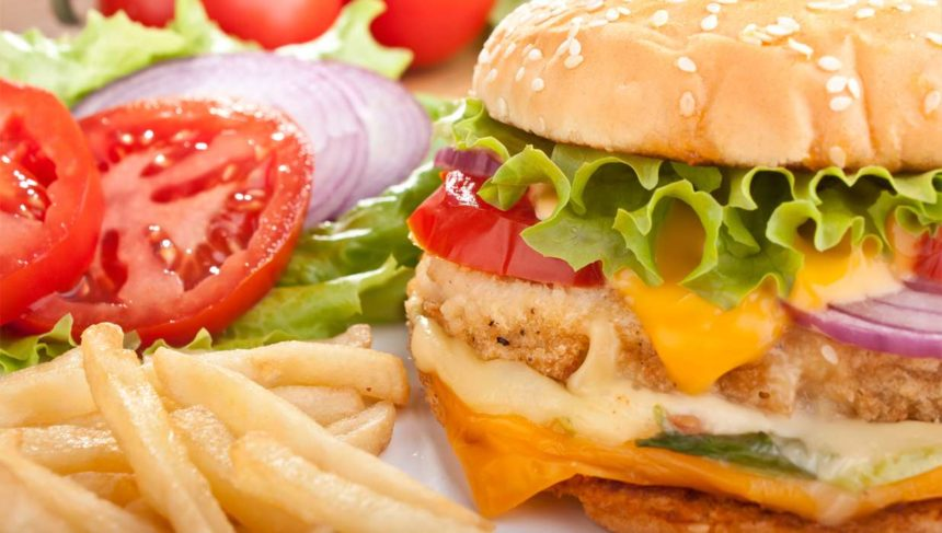Fast-Food Portion Size