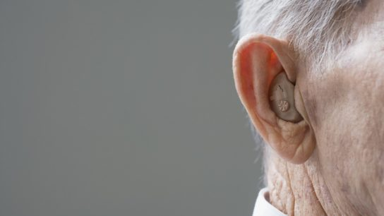 Hearing loss associated with cvd risks.