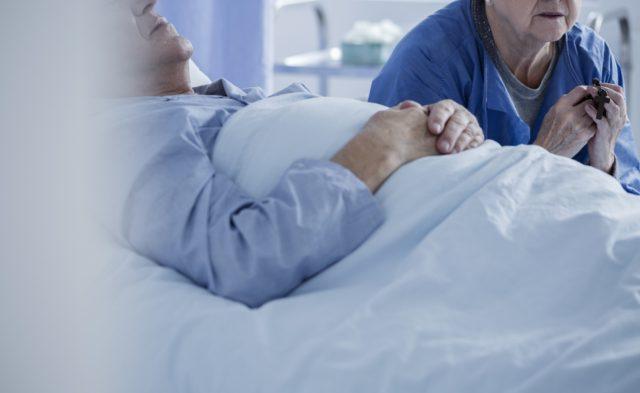 prayer in the hospital