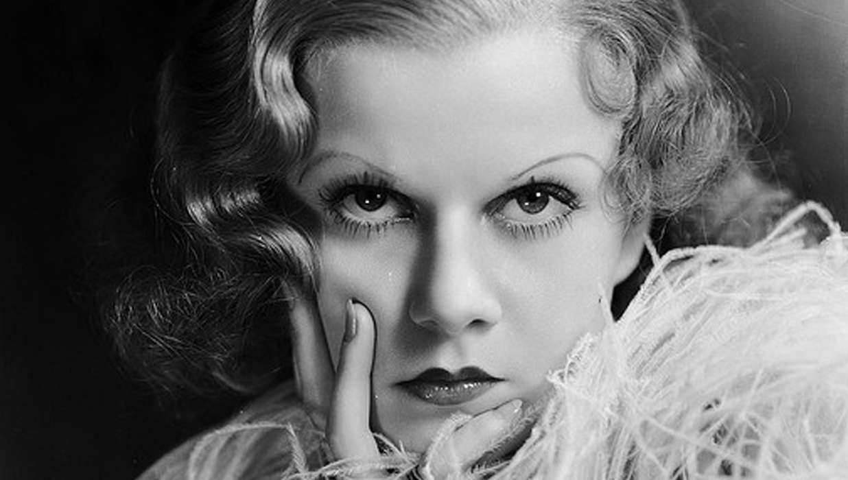 iconos de estilo de los años 30 y 40 Jean Harlow
