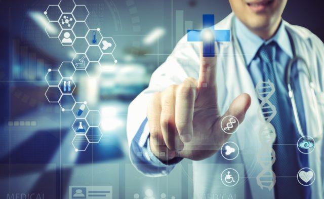 Physician health technology