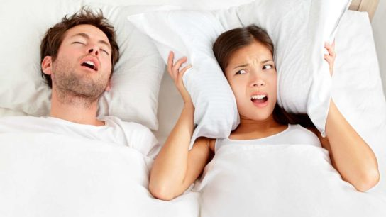 Snoring May Be Early Sign of Future Health Risks