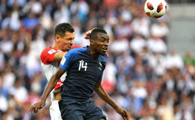 France v Croatia- 2018 FIFA World Cup Final.