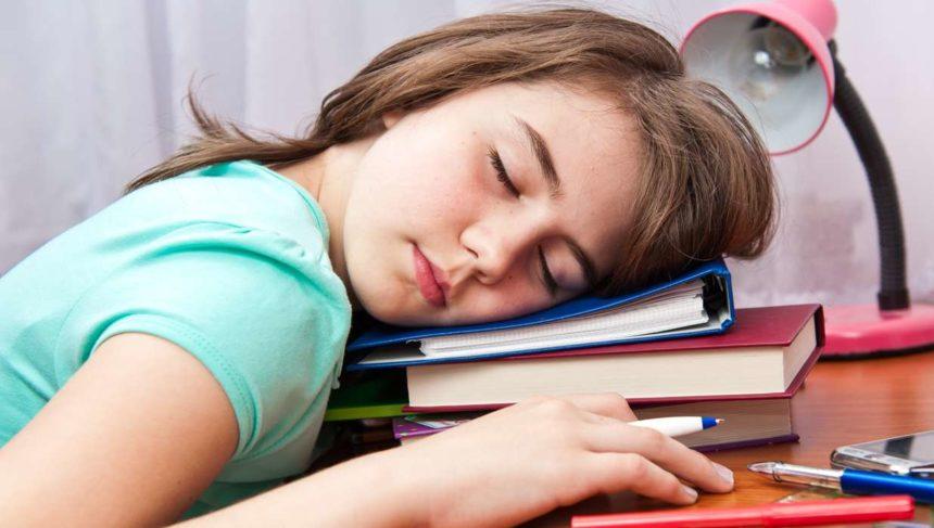 Social Ties to Teen Sleep Problems