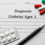 Type 1 diabetes diagnosis