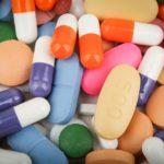 Antibiotics, pills