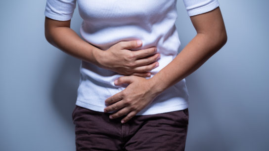 IBS stomachache stomach
