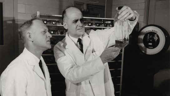 American microbiologistMaurice Hilleman