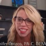 Jennifer Orozco video still shot